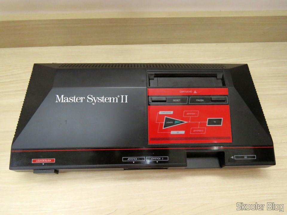 Master System - Console e Caixa - Limpeza e Pequenos