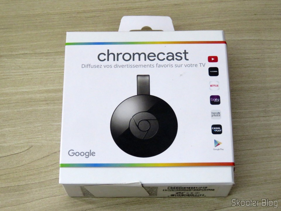 how to use google chromecast 2